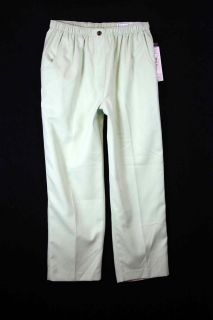 New Alia Sz 10P Petite Womens Light Green Dress Pants Slacks GU63