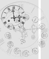 NIB Sharp Radio Controlled Atomic Dual Alarm Clock Model SPC315