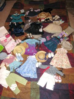 American Girl Doll Clothing Lot All Tagged
