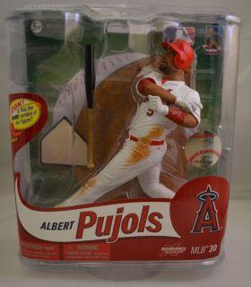 ALBERT PUJOLS MLB Series 30 Mcfarlane CARDINALS JERSEY Variant 34 of