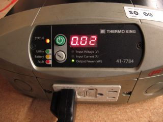 Ingersoll Rand Thermo King 41 7784 DC AC Power Inverter