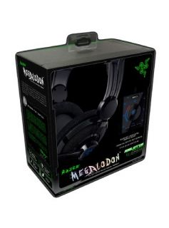 Razer Megalodon 7 1 Surround Sound USB Gaming Headset
