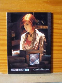 13 Costume Card Claudia Donovan Burnout Allison Scagliotti