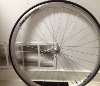 AMBROSIO Focus Rear Wheel Campagnolo Record Hub