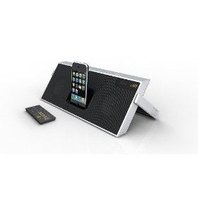 ALTEC LANSING IPOD IPHONE SPEAKER UNIVERSAL DOCKING STATION FM RADIO 4