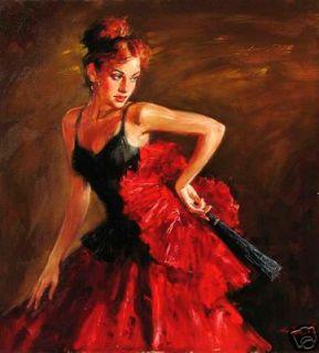 Andrew Atroshenko Original Oil on Canvas