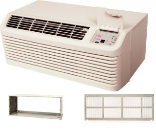 Amana PTH153E35AXXX 14000 BTU PTAC Air Conditioner Heat Pump with