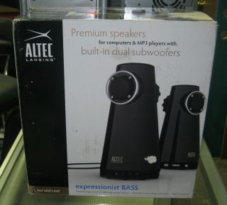 Altec Lansing FX3022 Computer Speakers