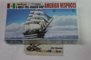 Aoshima 1 350 04427 Amerigo Vespucci
