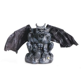 Halloween Animated Flapping Gargoyle Prop Decoration