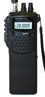 Amateur Radio 10 Meter Hand Held Transceiver Am FM SSB