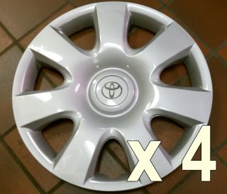 Set of 4 Toyota Camry Hubcap Wheel Cover 2002 2004 15 Camery New Am