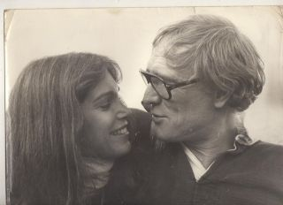 Richard Harris and Wife Ann Turkel F14086