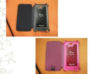 amigo flip cover ii for samsung galaxy note 2 cases