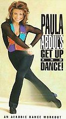Paula Abduls Get Up and Dance (VHS, 19