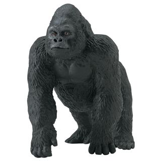 Lowland Gorilla   Safari, Ltd vinyl miniature toy animal figure