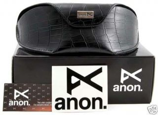 Anon Black Brown Josie Sunglasses by Burton ★