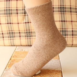 Womens Lot 4 Pair Angora Wool Heat Socks High Quality Athletic