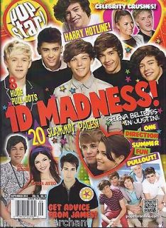 POP STAR MAGAZINE One Direction Celebrity crushes Austin Mahone