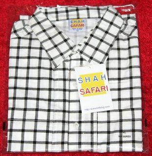 shah safari back to the future marty mcfly shirt xl