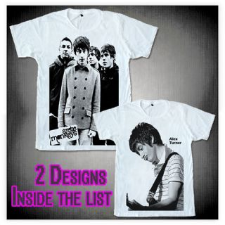 Indie Post Punk Arctic Monkeys Alex Turner Come Together Unisex T