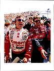 2007 INDY 500 PROGRAM SIGNED BY 14 DRIVERS MICHAEL ANDRETTI AND MORE