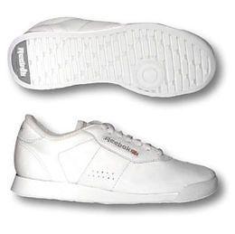 Reebok Womens Classic princess shoe 3050 white Reebok women sneaker