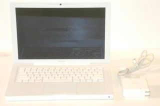 Apple MacBook Intel Core 2 Duo Dual Core 2 13GHz 2GB Memory Laptop