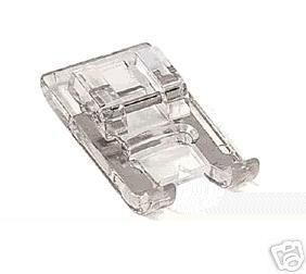 Clear All Purpose Applique Foot Standard Snap On