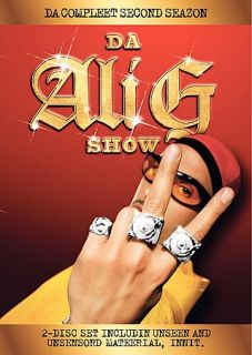 Da Ali G Show   The Complete Second Season DVD, 2005, 2 Disc Set