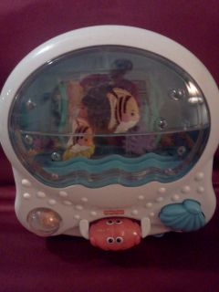 Fisher Price Ocean Wonders Aquarium Baby Crib Mobile