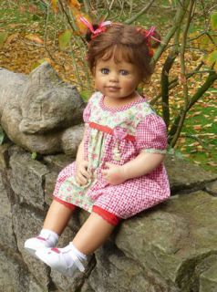 Masterpiece ♥ Tuesdays Child ♥ Monika Levenig Doll 29 Brunette