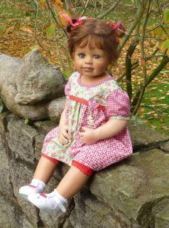 Masterpiece ♥ Tuesdays Child ♥ Monika Levenig Doll 29 Brunette