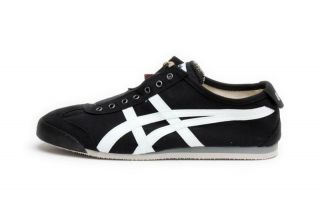 Asics Mens Onitsuka Tiger Mexico 66 Black White D1B2N 9001