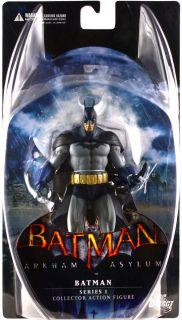 DC Direct Arkham Asylum Series 1 Batman 7 Action Figure