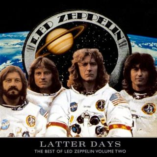 Latter Days Best of LED Zeppelin Vol 2 Enhanced Import CD ROM Video