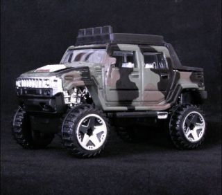 Hot,Wheels,CUSTOM,Hummer,H2,Military,Camo,Camoflauge,Army,Marines