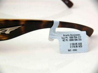 Arnette Infamous Sunglasses Brown Havana New PPR $159 95