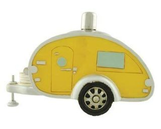 teardrop camper trailer table oil lamp lantern light time left