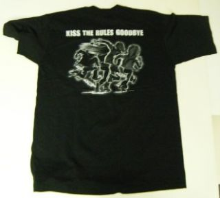 Vintage Detroit Rock City T Shirt 1999 Movie Gene Simmons Edward