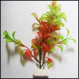 Aquarium Plastic Plant Fish Tank Ornament Decoration