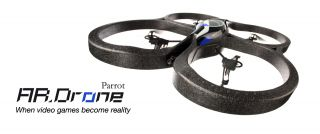 Parrot AR Drone RC Quadricopter Idevices Android Controlled
