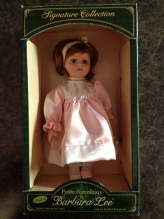 Barbara Lee Doll Petite Porcelain Signature Collection Winston