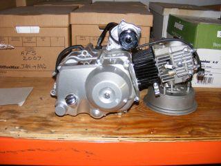 New 50cc ATV Four Wheeler Quad Engine Fully Auto Trans Electric Start