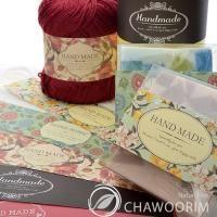 20sheet ELEGANCE ROSE Label For Soap,Baking,Candle, Multi Purpose Gift
