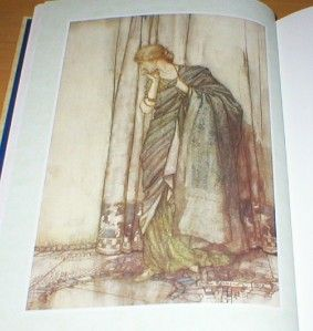 ARTHUR RACKHAM   24 COL PLATES   A MIDSUMMER NIGHTS DREAM