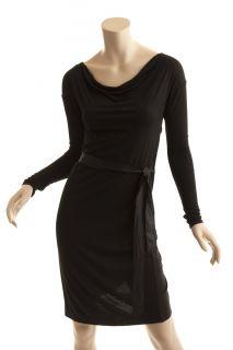 size material retail price bcbg max azria black xs rayon spandex $ 208