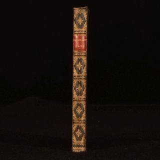 1884 Thomas Babington Macaulay Lays of Ancient Rome New Edition Relfe