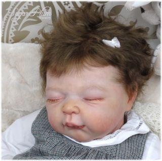 Nursery Reborn Baby Girl Doll Nancy Adrie Stoete Beautiful Girl
