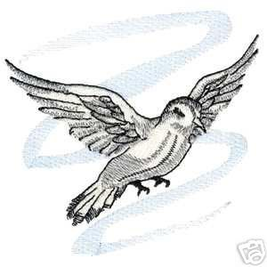 Brother Babylock Embroidery Machine Card Feathers 12